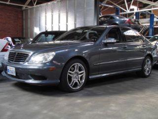 Mercedes-Benz S 430 2006
