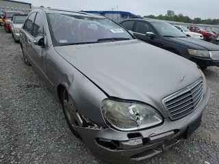 Mercedes-Benz S 430 2005