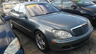Used 2005 Mercedes-Benz S 430 in Chicago, Illinois