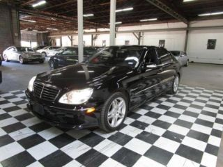 Used 2005 Mercedes-Benz S 55 AMG in Dallas, Texas