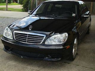 Used 2006 Mercedes-Benz S 55 AMG in Lafayette, Alabama