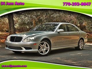 Used 2006 Mercedes-Benz S 500 in Alpharetta, Georgia