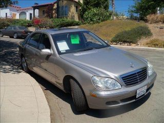 Used 2005 Mercedes-Benz S 500 in San Diego, California