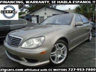 Used 2006 Mercedes-Benz S 500 in Clearwater, Florida