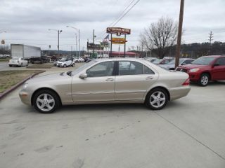 Used 2005 Mercedes-Benz S 500 in Gadsden, Alabama