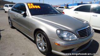 Used 2006 Mercedes-Benz S 500 in Las Vegas, Nevada