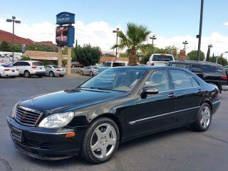 Used 2005 Mercedes-Benz S 600 in Bountiful, Utah