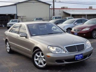 Used 2005 Mercedes-Benz S 430 in Garland, Texas
