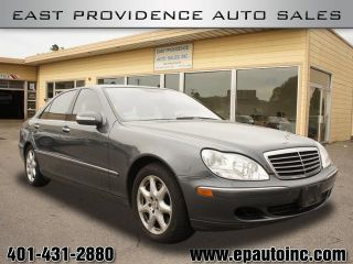 Used 2006 Mercedes-Benz S 430 in East Providence, Rhode Island