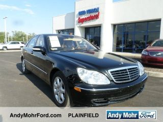 Used 2005 Mercedes-Benz S 430 in Plainfield, Indiana