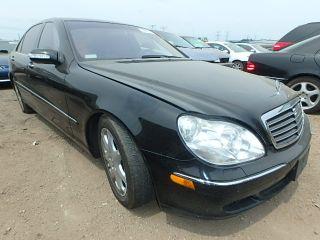 Mercedes-Benz S 500 2005