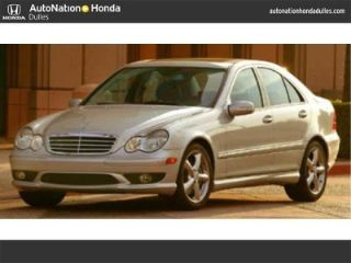 Used 2007 Mercedes-Benz C 230 in Sterling, Virginia