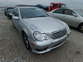 Mercedes-Benz C 230 2007