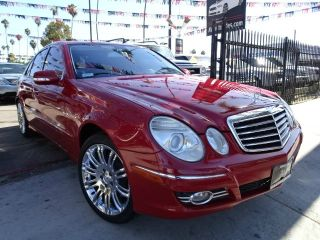 Long Beach Mercedes >> Used 2007 Mercedes Benz E Class E 350 In Long Beach California
