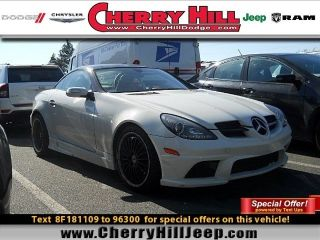 Mercedes Benz Cherry Hill >> Used 2008 Mercedes Benz Slk 280 In Cherry Hill New Jersey