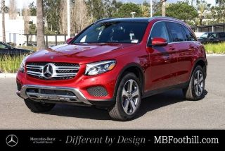 New 2018 Mercedes-Benz GLC 300 in Foothill Ranch, California