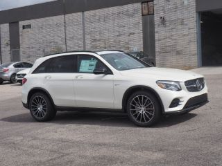 Mercedes-Benz GLC 43 AMG 2018