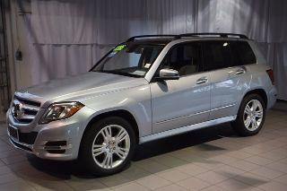 Mercedes-Benz GLK 350 2015