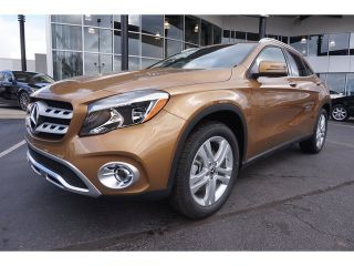 New 2018 Mercedes-Benz GLA 250 in Chattanooga, Tennessee