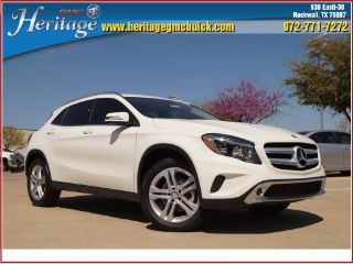 Mercedes-Benz GLA 250 2017