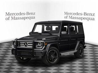 Mercedes-Benz G-Class G 550 2018