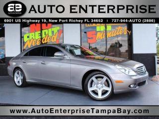 Mercedes Jacksonville Fl >> Used 2008 Mercedes Benz Cls 550 In Jacksonville Florida