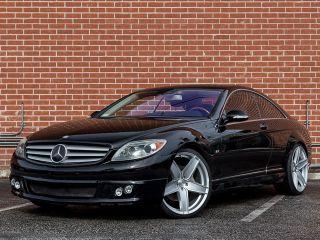 Mercedes-Benz CL 600 2008