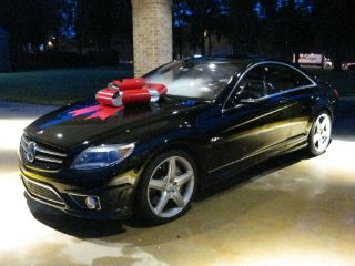 Used 2008 Mercedes-Benz CL 63 AMG in Montgomery, Alabama