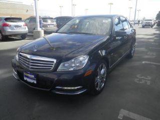 Used 2012 Mercedes-Benz C 250 in Bakersfield, California