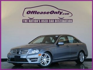 Used 2012 Mercedes-Benz C 300 in Lake Worth, Florida