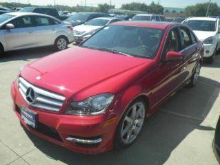 Used 2012 Mercedes-Benz C 300 in Austin, Texas