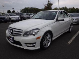 Used 2012 Mercedes-Benz C 300 in Hartford, Connecticut