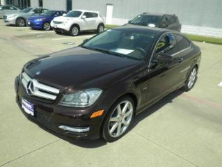 Used 2012 Mercedes-Benz C 250 in Garland, Texas