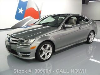 Used 2012 Mercedes-Benz C 250 in Stafford, Texas