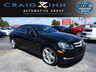 Used 2012 Mercedes-Benz C 350 in Hollywood, Florida