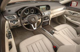 Mercedes-Benz E 350 2014