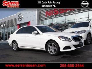Used 2014 Mercedes-Benz E 350 in Tupelo, Mississippi