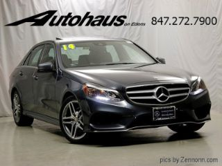 Used 2014 Mercedes-Benz E 350 in Northbrook, Illinois