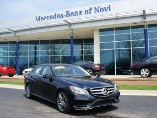 Used 2014 Mercedes-Benz E 350 in Novi, Michigan