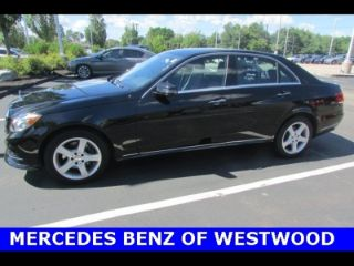 Used 2014 Mercedes-Benz E 350 in Westwood, Massachusetts