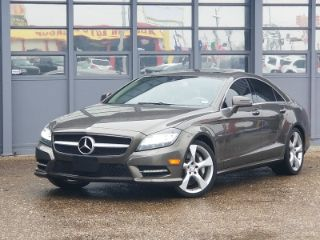 Used 2012 Mercedes-Benz CLS 550 in Dallas, Texas