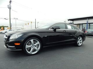 Used 2012 Mercedes-Benz CLS 550 in Greenville, South Carolina