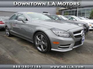 Used 2012 Mercedes-Benz CLS 550 in Los Angeles, California