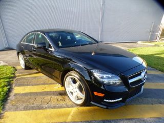 Used 2012 Mercedes-Benz CLS 550 in Miami, Florida