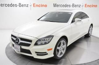 Used 2012 Mercedes-Benz CLS 550 in Encino, California