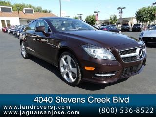 Used 2012 Mercedes-Benz CLS 550 in San Jose, California