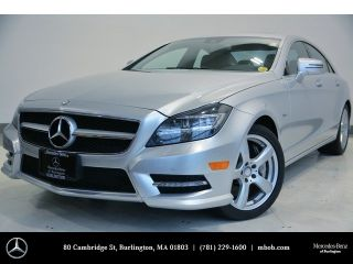 Used 2012 Mercedes-Benz CLS 550 in Waltham, Massachusetts