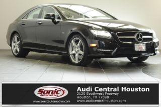 Used 2012 Mercedes-Benz CLS 550 in Houston, Texas