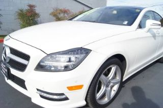 Used 2012 Mercedes-Benz CLS 550 in Carmichael, California