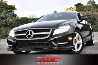 Used 2012 Mercedes-Benz CLS 550 in Marietta, Georgia